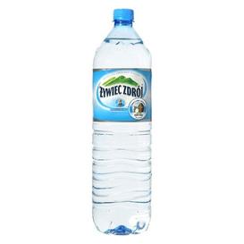Woda źródlana niegazowana
